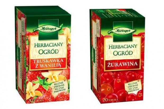 Dyrektor Herbapolu: Nasze marki herbat są już liderami w czterech kategoriach