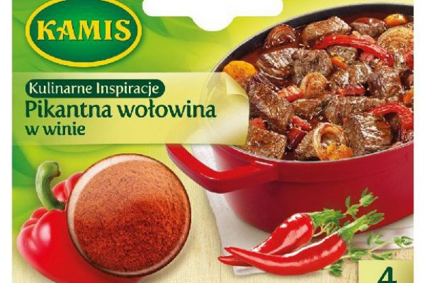 Kamis wprowadza serię Kulinarne Inspiracje