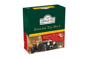 Ahmad Tea stroi się na Gwiazdkę