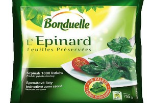 1000 listków Szpinaku Bonduelle