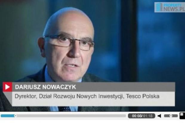 Tesco zamierza umacniać swoją pozycję na południu Polski (video)