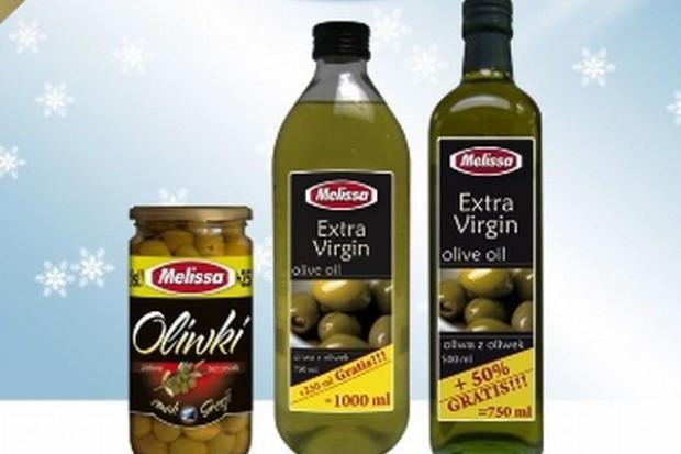Makarony Primo Gusto i oliwy Melissa specjalnie na święta