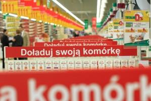 Zdjęcie numer 1 - galeria: Auchan uruchomił pierwszą fazę inwestycji w Łomiankach (zdjęcia)