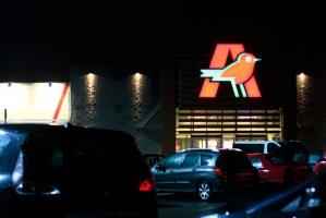 Zdjęcie numer 3 - galeria: Auchan uruchomił pierwszą fazę inwestycji w Łomiankach (zdjęcia)