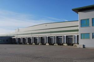 Millenium Leasing sprzedaje mroźnię wysokiego składowania koło Warszawy