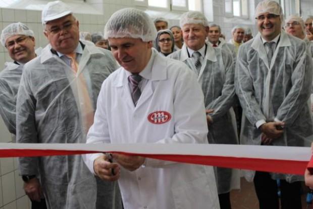 Mlekovita uruchomiła supernowoczesną linię do produkcji serów twarogowych