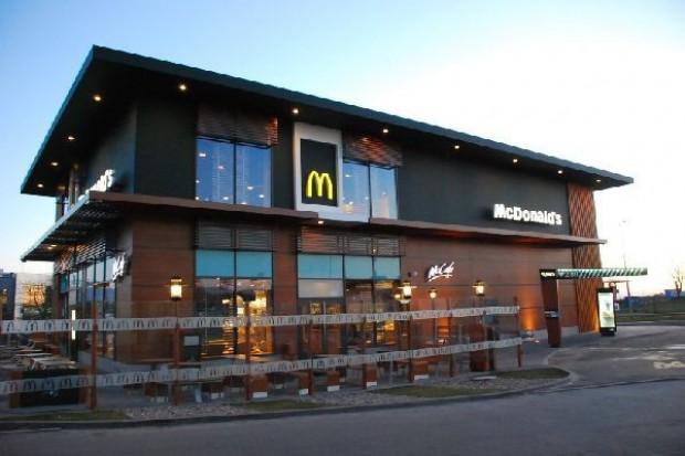 Sprzedaż w McDonalds wyższa niż oczekiwano