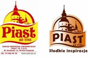 ZPC Piast zmienia logotyp i stronę internetową