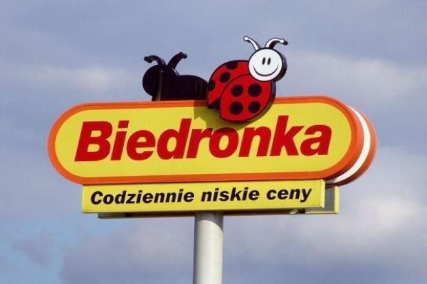 Właściciel Biedronki chce rosnąć dwucyfrowo przez kolejne 3 lata