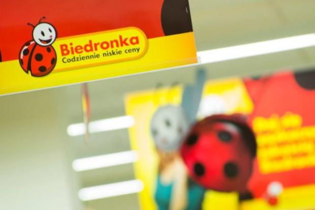 Sklepy Biedronki odwiedzi w 2012 r. ponad miliard klientów