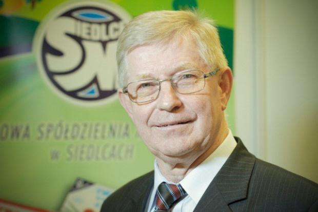 Prezes OSM Siedlce: Będziemy rozbudowywać twarożkarnię (wideo)