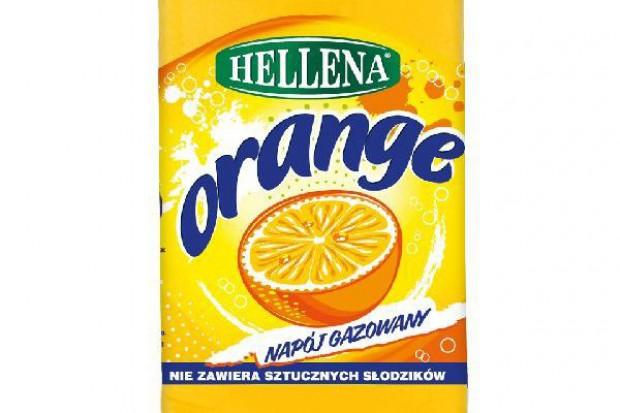 Hellena zmieniła opakowania linii napojów gazowanych