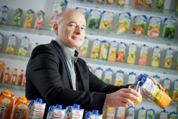 Prezes Horteksu: Na rynku soków może być już tylko lepiej. Będziemy zwiększać swoje udziały