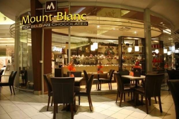 Pięć nowych pijalni czekolady Mount Blanc w 2013 r.