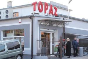 Topaz inwestuje rozwój sieci sklepów