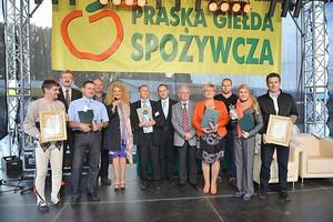 """Wręczono nagrody w konkursie """"Polski Smak 2012"""""""