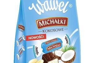 Michałki Kokosowe z Wawelu