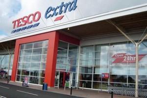W Warszawie powstaje pierwszy sklep Tesco Extra