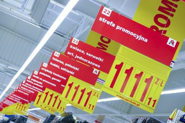 Hasła reklamowe Reala i Auchan, dosyć wybiórczo traktują oczekiwania klientów