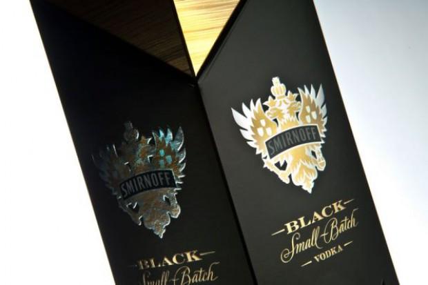Smirnoff Black ma nowe opakowanie