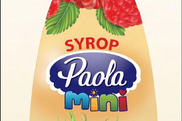Syropy Paola Mini w sklepach sieci Biedronka