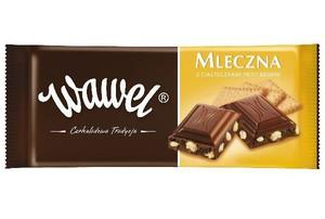 """Wawel wprowadza """"chrupiące"""" czekolady"""