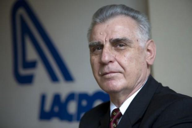 Prezes Lacpolu: Chcemy powiększyć zakres przerobu mleka