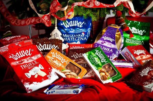 Wawel w przyszłym roku może mieć 10 proc. udziałów w rynku słodyczy