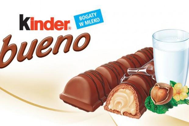 Ferrero notuje wzrost przychodów. Zysk w dół