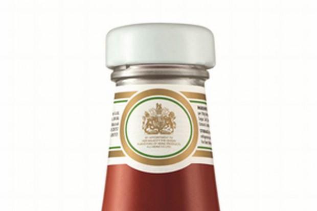 Heinz zdejmuje logo z katchupu i fasolki