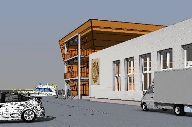Właściciel Ciechana wydzierżawił teren pod budowę nowego browaru. Zobacz jak będzie wyglądał!