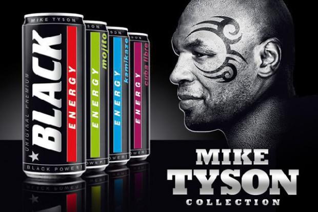 Brytyjskie sieci handlowe nie chcą sprzedać napoju Black z wizerunkiem Mika Tysona