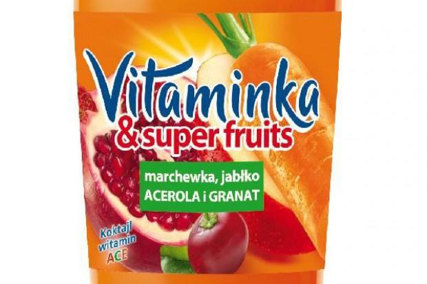 Nowa linia soków Vitaminka od Horteksu