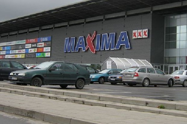 Maxima, właściciel sieci Aldik notuje wzrost obrotów