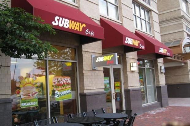 Subway chce mieć do końca roku 100 lokali