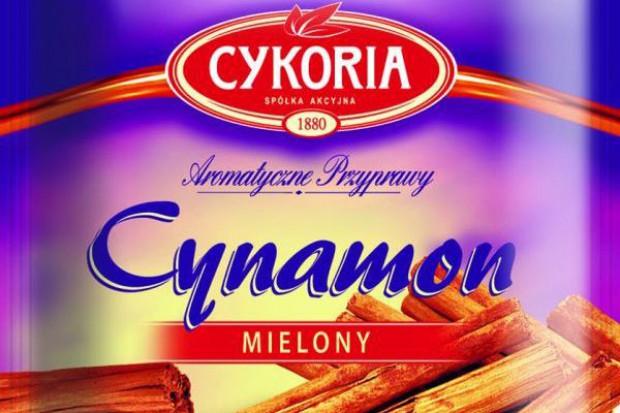 Nowe opakowania przypraw marki Cykoria