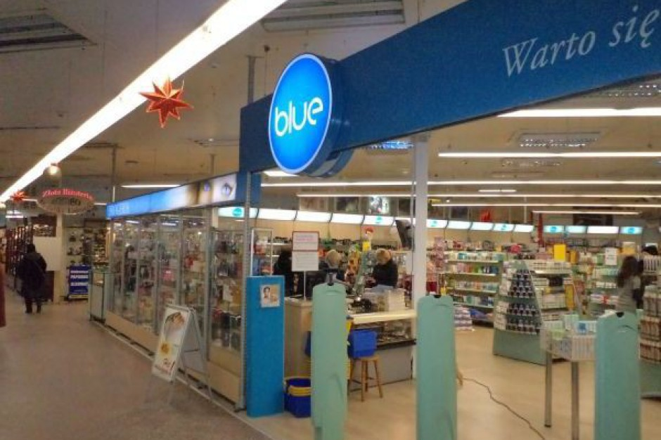 Sieć Blue Stop: Do projektu przystępuje pięć sklepów tygodniowo