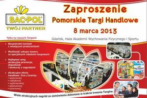 8 marca, Gdańsk, Pomorskie Tragi Handlowe Bać-Pol