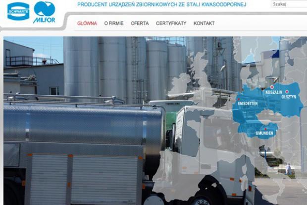 Schwarte Milfor: Konsolidacja mleczarstwa wymusi zmiany technologiczne