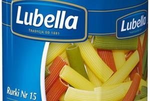 Kolorowy makaron od Lubelli