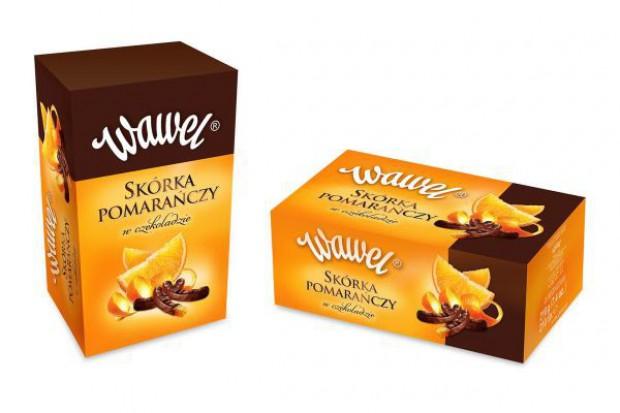 Skórka Pomarańczy w czekoladzie od Wawelu