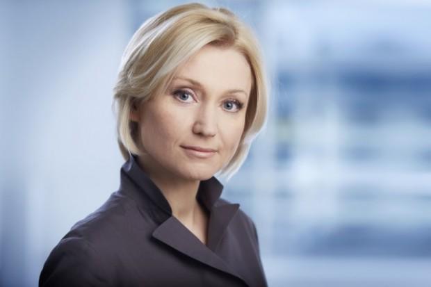 Monika Nachyła nowym prezesem Banku BGŻ