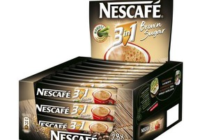 Nescafe wprowadza 3in1 Brown Sugar