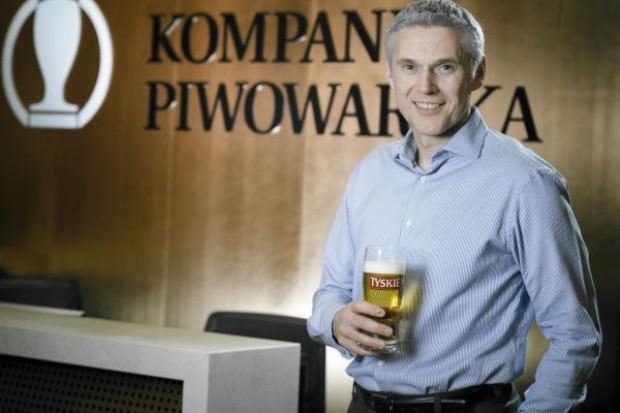 Piotr Jurjewicz, wiceprezes Kompanii Piwowarskiej SA - WYWIAD