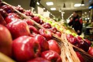 W 2012 r. zbiory owoców w Polsce były wyższe o 8,5 proc.