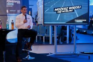 Znany sportowiec nową twarzą marki Powerade