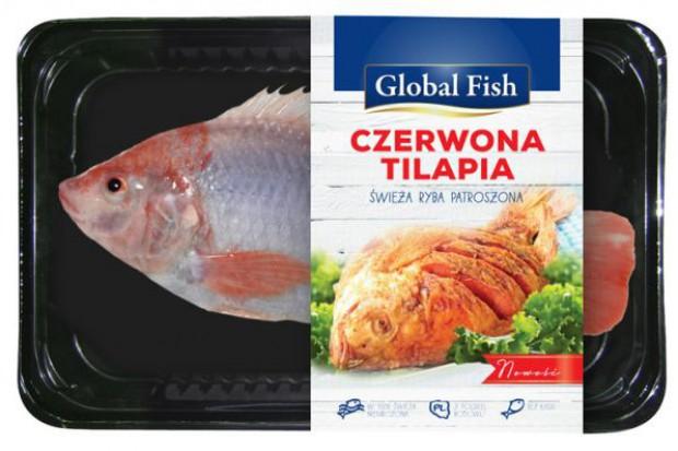 Tilapia od Global Fish już sklepach