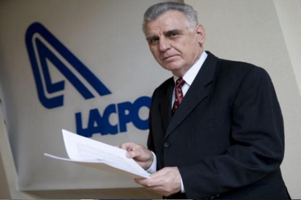 Prezes Lacpolu: Nie rozstajemy się z naszymi pracownikami
