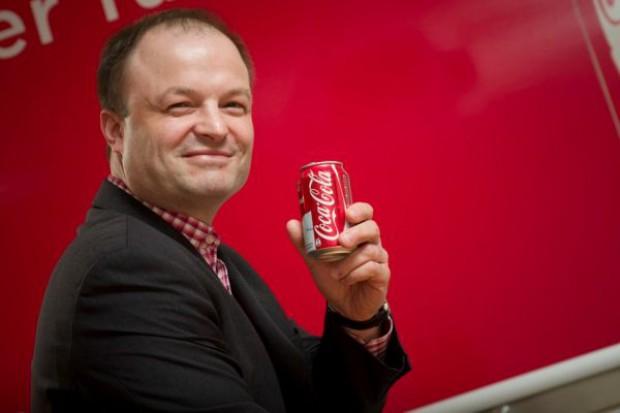 Dyrektor Coca-Coli: Będziemy rozwijać portfel naszych marek