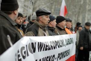 Duży protest przeciwko zakazowi uboju rytualnego (galeria zdjęć)